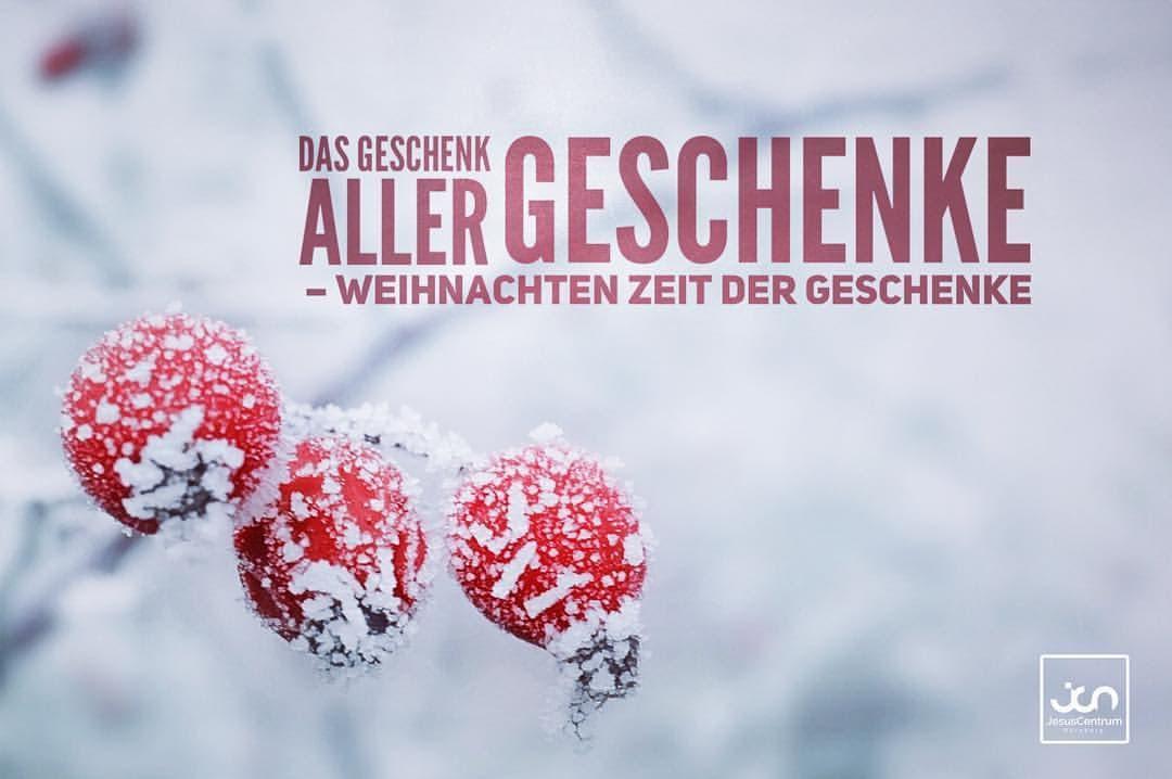 24.12.2016 | Weihnachten – Zeit der Geschenke – Das Geschenk aller ...