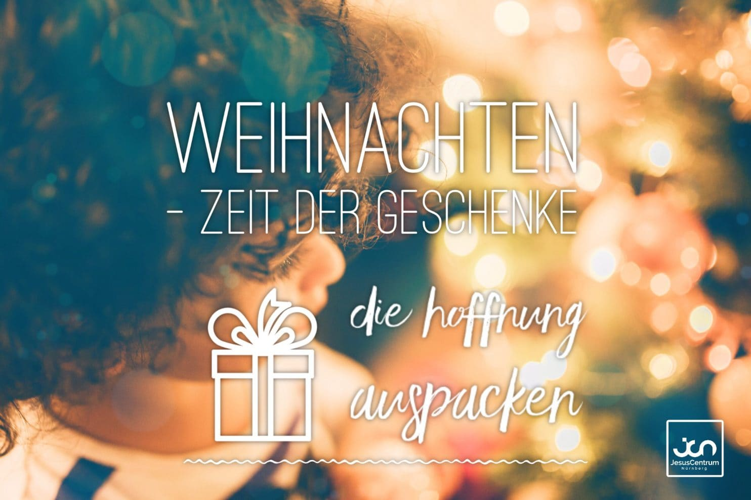 04.12.2016   Weihnachten, Zeit der Geschenke – die Hoffnung ...